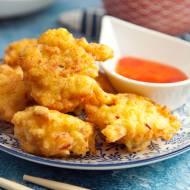 Chińskie kęski rybne. Nowy pomysł na obiad z rybą. Coś innego, coś pysznego!