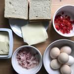 Śniadaniowe muffiny wytrawne