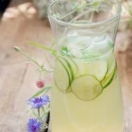 Lemoniada z ogórkami