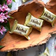 HALVI - chałwowe cukierki w czekoladzie od Vobro