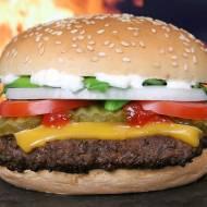 Przepis na domowego Whoppera jak z Burger King