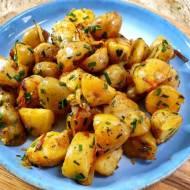 Sposób na pyszne młode ziemniaki.