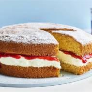 Celebryci na słodko - Victoria Sponge Cake...