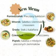 Menu na tydzień: Obiady z sezonowych warzyw