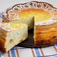 Przepis na sernik śmietankowy bez masła
