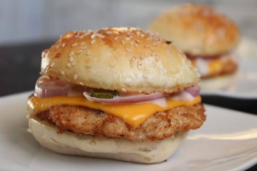Przepis na domowego Chikkera jak z McDonald's
