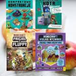 Książki dla fanów Minecrafta
