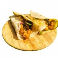 Wegetariański kebab z kalafiora