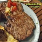 Pljeskawica - serbski burger
