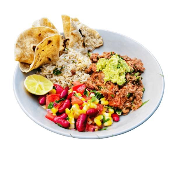 Wegańskie burrito
