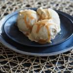 Keto lody słony karmel (Paleo, LowCarb, bez nabiału)