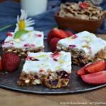 Projekt śniadanie: Śniadaniowe kostki z mrożonym jogurtem