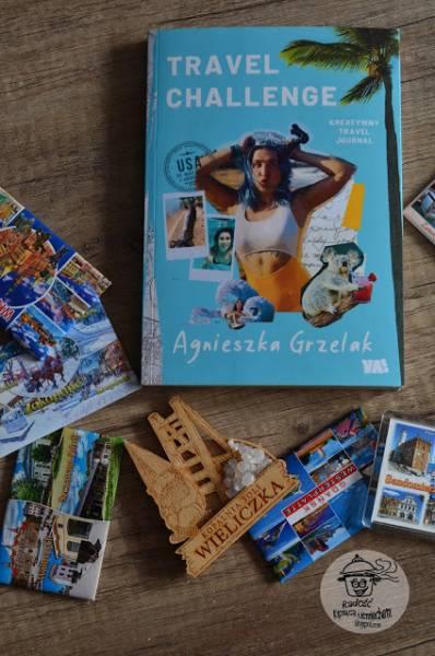 Travel Chellenge - Agnieszka Grzelak. Recenzja książki.