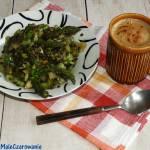 Letnia zielona sałatka