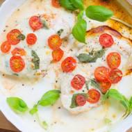 Filet z kurczaka caprese