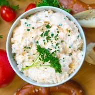 Obazda (obasta) bawarska / pasta serowa z sera camembert