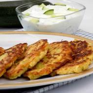 Placki z cukinii i ziemniaków idealne na letni obiad