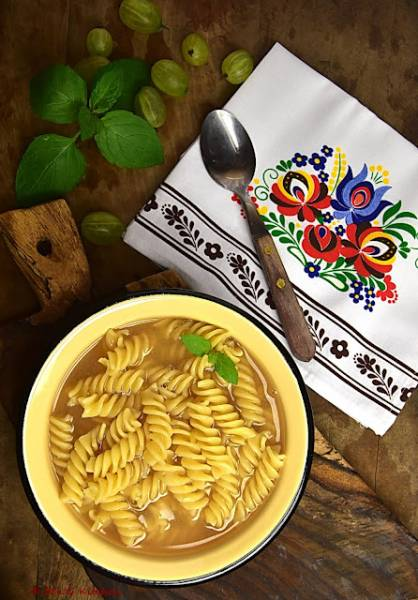 Zupa agrestowa