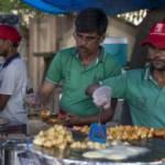 STREET FOOD – Delhi