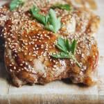 Udka z kurczaka w przyprawie pięć smaków
