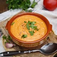 Salmorejo, hiszpański chłodnik pomidorowy