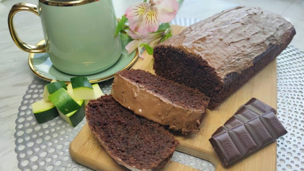 🍫 Czekoladowe ciasto z cukinią 🍫
