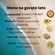 Wege obiady na gorące lato