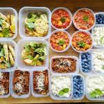 Jedzenie w pudełkach - pomysły, inspiracje, przepisy / Lunchboxy do pracy / Szybkie lunchboxy na każdy dzień / Pudełka na wynos