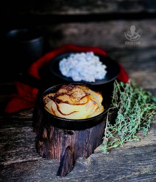 Ziemniaki dla Anny Pommes Anna