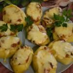 Pieczone ziemniaki Polonezy