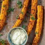 Żeberka z kukurydzy