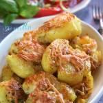 Ziemniaki pieczone z serem