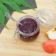 Dżem jabłkowo – jeżynowy