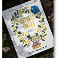 Sielskie smaki  Olia Hercules, książka autorki Mamuszki i Kaukasis