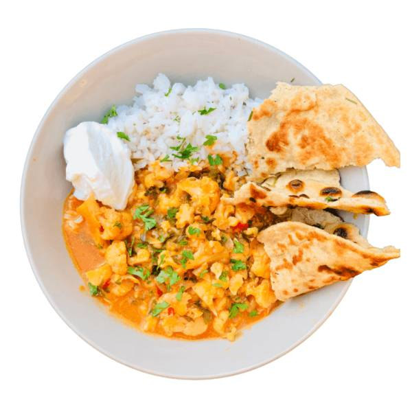 Wege curry z kalafiora