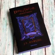 Harry Potter i Komnata Tajemnic. Ravenclaw - recenzja książki J. K. Rowling