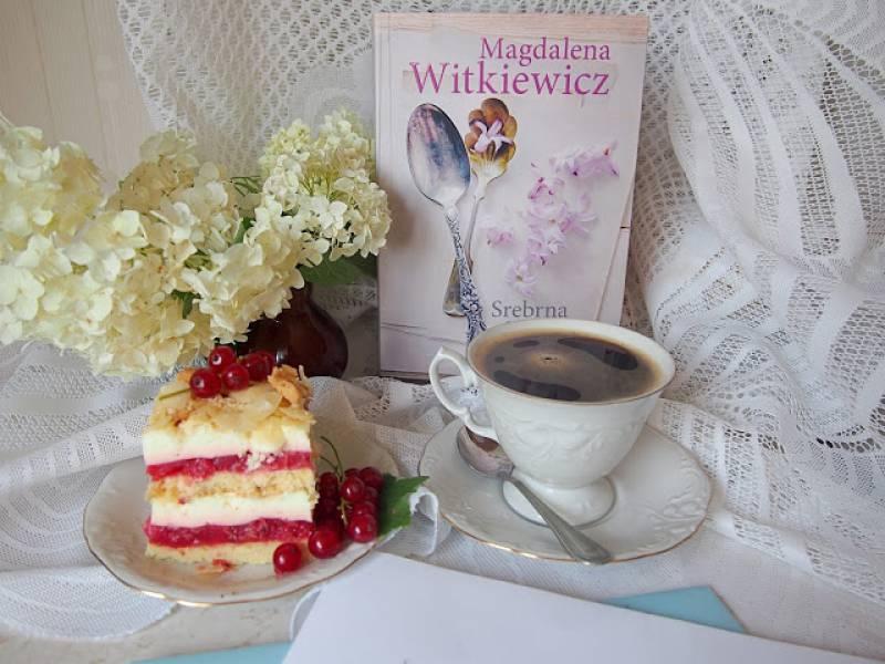 Srebrna łyżeczka Magdalena Witkiewicz