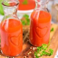Ketchup z cukini od babci Ali