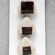 Onigiri z tuńczykiem