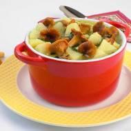 Zupa kurkowa przepis