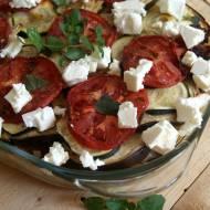 Briam - pieczone warzywa po grecku