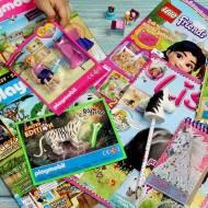 Lissy, LEGO Friends, Playmobil dla chłopców i dziewczynek, czyli nowości dla dzieci od Blue Ocean