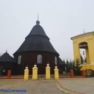 Drewniany kościół pw. Narodzenia Najświętszej Maryi Panny w Wyszynie woj. wielkopolskie