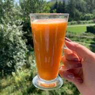 Sok jabłkowo – marchewkowy na odchudzanie