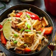Pad thai z tofu