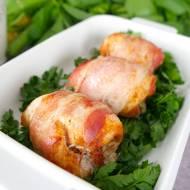 Soczyste piersi kurczaka w boczku