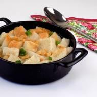 Wodzionka przepis na zupę z chleba