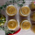 Keczup Shreka (z zielonych pomidorów)