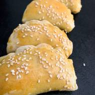 Pierożki Kebabowe z Sezamem
