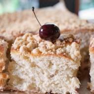 Idealne puszyste drożdżowe ciasto